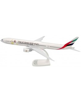 "Boeing 777-300ER Emirates ""Year of Zayed"""