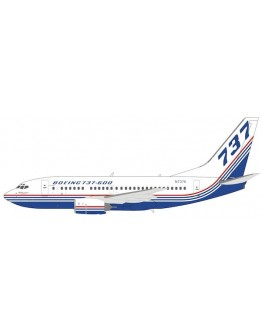 Boeing 737-600 Boeing House Colours N7376