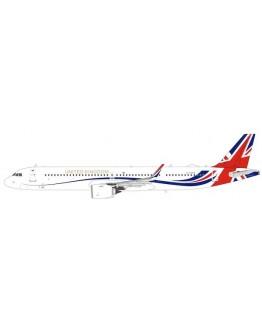 Airbus A321neo Royal Air Force United Kingdom RAF G-XATW