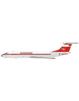 Tupolev Tu134A Interflug DDR-SCK