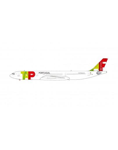 """Airbus A340-300 TAP Air Portugal """" D. Francisco de Almeida CS-TOD"""
