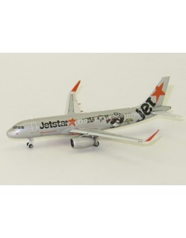 "Airbus A320 JetStar ""Kung fu panda 3"" VH-VFX"