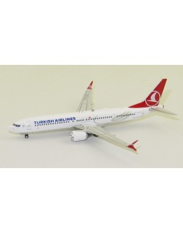 Boeing 737 MAX 9 Turkish Airlines TC-LYA