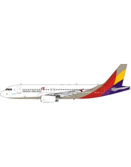 Airbus A320 Asiana HL7737