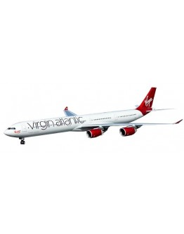 Airbus A340-600 Virgin Atlantic G-VRED