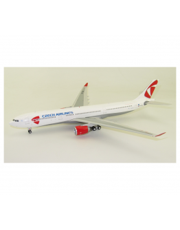 Airbus A330-300 CSA OK-YBA with stand