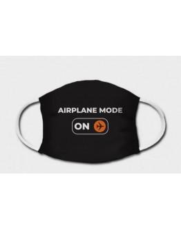 Máscara de Proteção - Airplane Mode