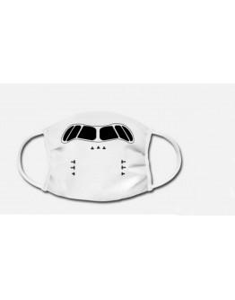 Máscara de Proteção - Cockpit