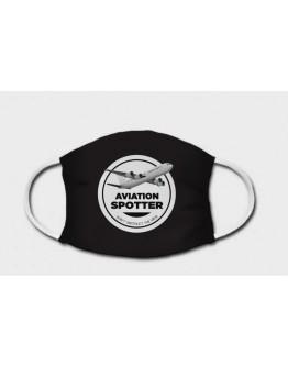 Máscara de Proteção - Aviation Spotter