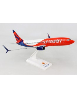 Boeing B737-800 Sun Country