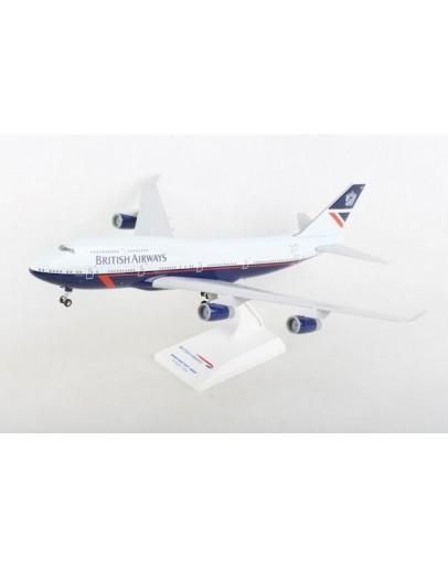 """Boeing 747-400 Landor / British Airways """"100 year anniversary"""" G-BNLY"""