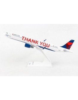 Airbus A321neo Delta Air Lines 'Thank You' N391DN