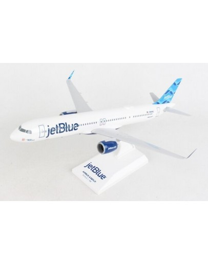 """Airbus A321neo Jetblue """"Allow Me To Introduce Myself"""" N4048J"""