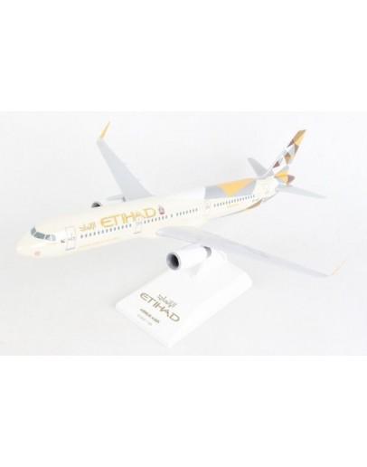 Airbus A321 Etihad A6-AED
