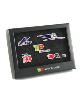 Pack 5 Pins Logo TAP