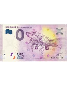 Bank Note - Douglas DC-3
