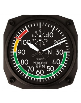 Relógio de Parede Percent RPM