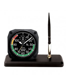 Modern Percent RPM Desk Pen Set
