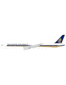 Boeing 777-300ER Singapore Airlines 9V-SWG With Stand