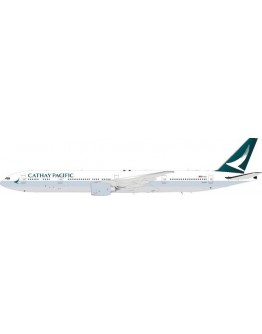 Boeing 777-300ER Cathay Pacific Airways B-KPP With Stand