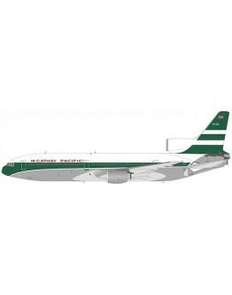 Lockheed L1011 Tristar Cathay Pacific Airways VR-HOA UK flag