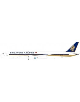 Boeing 787-10 Singapore Airlines 9V-SCI With Stand