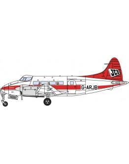 DH104 Dove JCB G-ARJB