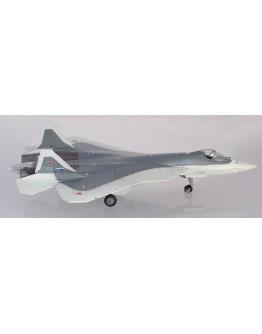 "Sukhoi T-50 Stealth Jet Fighter Sukhoi T-50 SU-57 prototype ""White Shark""  055"