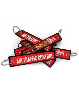 Air Traffic Control-Get 'Em down Safely Keyring
