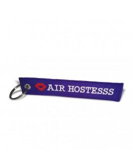 Air Hostess-Kiss me before flight Porta Chaves