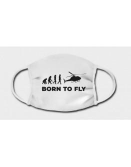 Máscara de Proteção - Born to Fly