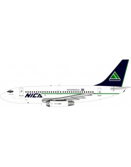 Boeing 737-200 Nica Nicaragua N501NG With Stand