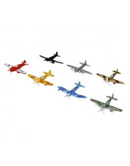 Aviões de Combate (conjunto de 7 modelos)