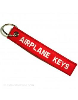 Airplane Keys Porta-chaves