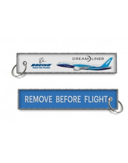 Boeing B787 Dreamliner- Remove Before Flight