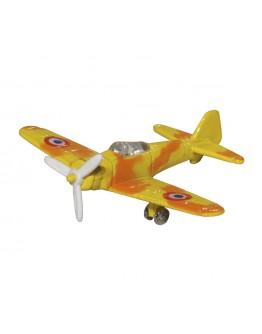 Avião de Combate - Modelo para crianças (amarelo)