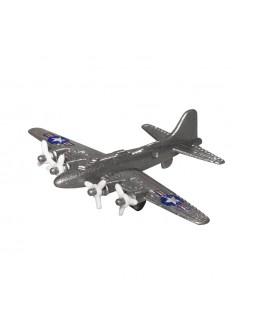 B17 Flying Fortress - Modelo para crianças