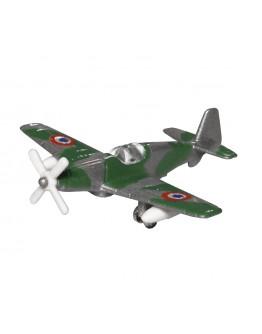 Avião de Combate - Modelo para crianças (verde)