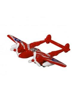 P38 Lightning - Modelo para crianças