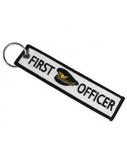 First Officer/Crew Baggage Porta-chaves