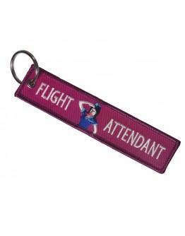 Flight Attendant - RBF Porta-chaves