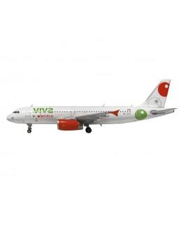 Airbus A320 VivaAerobus VA-VAZ