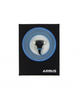 AIRBUS - 2in1 charging cable