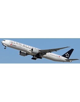 "Air China B777-300ER ""Star Alliance Livery with Special Nose"""