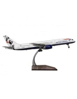 "Boeing 757-200 British Airways ""Rendezvous Tail"" G-CPEV"