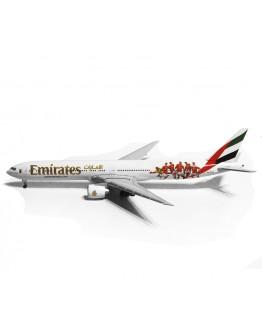 """Boeing 777-300ER Emirates """"Benfica Lissabon"""" A6-EPA"""