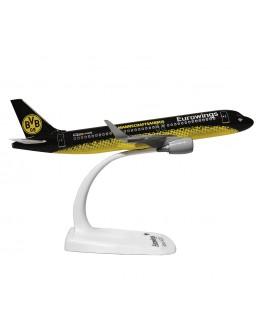 """Airbus A320 Eurowings """"BVB Mannschaftsairbus"""" D-AIZR"""