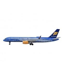 """Boeing 757-200 Icelandair """"Vatnajökull"""" TF-FIR 80 Years of Aviation"""