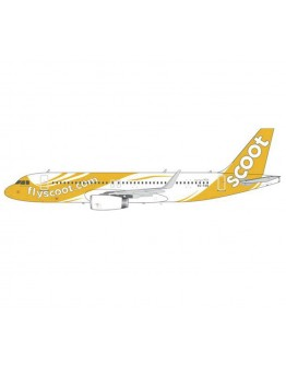 Airbus A320 Scoot 9V-TAZ