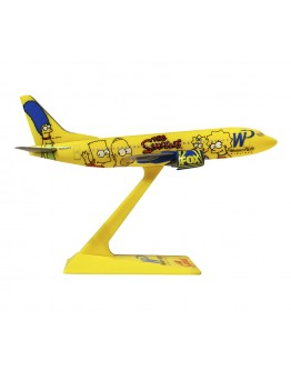 "Western Pacific B737 - 300 ""The Simpsons"", N949WP"
